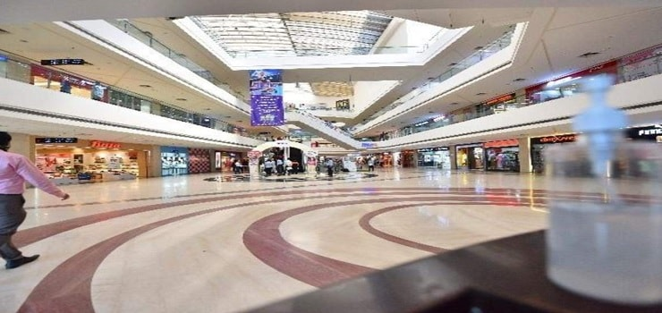 shopping malls remains cosed