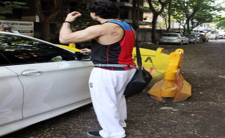 tiger shroff new photo